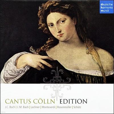 칸투스 �른 에디션 (Cantus Colln Edition)