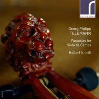 텔레만: 비올라 다 감바를 위한 12개의 환상곡 (Telemann: Fantasias for Viola Da Gamba Nos.1 - 12) - Robert Smith