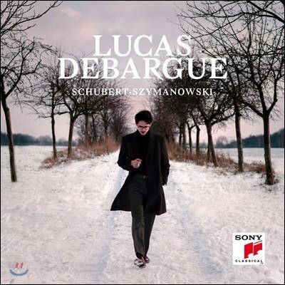 Lucas Debargue 뤼카 드바르그 - 슈베르트: 피아노 소나타 14, 13번 / 시마노프스키: 소나타 2번