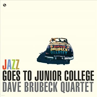 Dave Brubeck Quartet - Jazz Goes To Junior College (180g Vinyl LP)