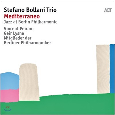 재즈 앳 베를린 필하모닉 8집 - 지중해 (Stefano Bollani Trio: Jazz at Berlin Philharmonic VIII - Mediterraneo)