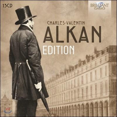 샤를 발랑탱 알캉 작품 전집 (Charles-Valentin Alkan Edition)