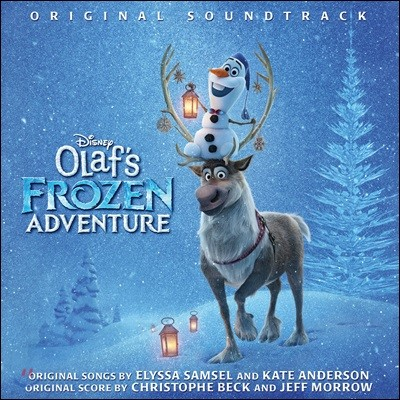 올라프의 겨울왕국 어드벤처 영화음악 (Olaf's Frozen Adventure OST)