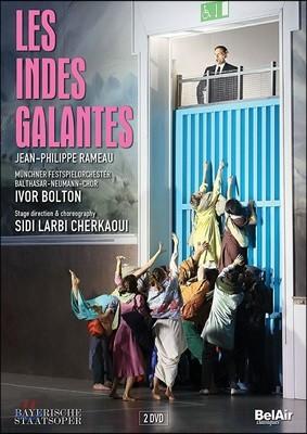 Ivor Bolton / Lisette Oropesa 라모: 오페라 발레 '우아한 인도의 나라' (Rameau: Les Indes Galantes)