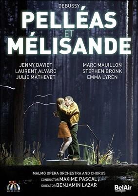 Marc Mauillon / Jenny Daviet 드뷔시: 오페라 '펠레아스와 멜리장드' (Debussy: Pelleas et Melisande)