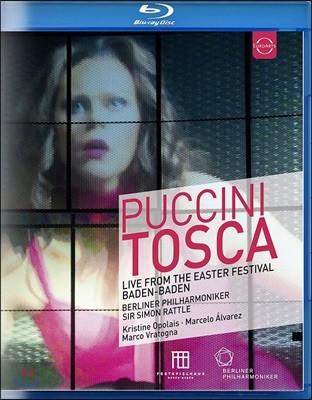 Simon Rattle / Kristine Opolais 푸치니: 토스카 (Puccini: Tosca)