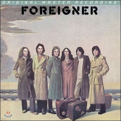 Foreigner (포리너) - Foreigner [LP]