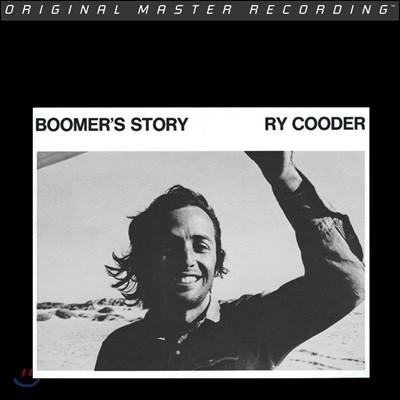 Ry Cooder (라이 쿠더) - Boomer's Story [LP]