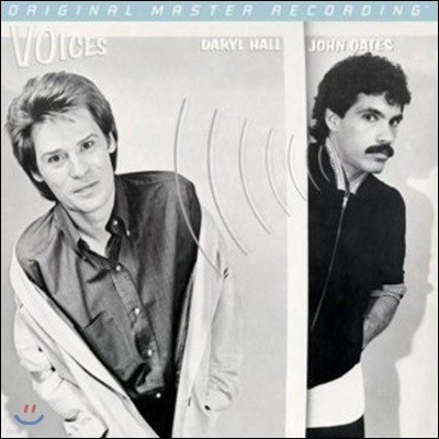 Hall & Oates (홀 앤 오츠) - Voices [LP]