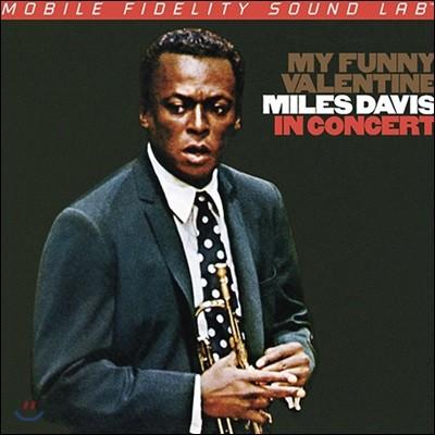 Miles Davis (마일즈 데이비스) - My Funny Valentine [LP]