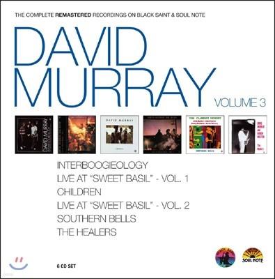 David Murray (데이빗 머레이) - David Murray Vol.3 (Deluxe Edition)