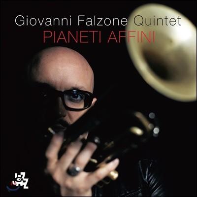 Giovanni Falzone Quintet (지오바니 팔존 퀸텟) - Pianeti Affini