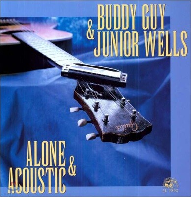 Buddy Guy & Junior Wells - Alone & Acoustic [LP]