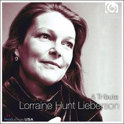 Lorraine Hunt-Lieberson 로레인 헌트 리버슨 헌정 음반 (A Tribute)