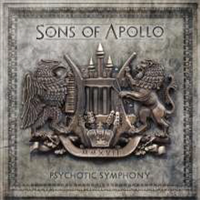 Sons Of Apollo - Psychotic Symphony (Limited-Edition) (Mediabook)(2CD)