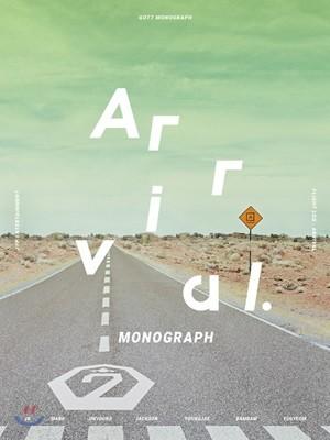 갓세븐 (GOT7) - Monograph Flight Log : Arrival [한정판]