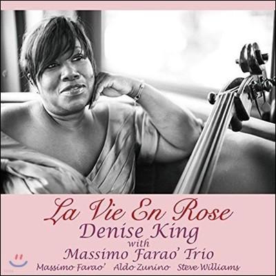Denise King With Massimo Farao Trio (데니스킹, 마시모 파라오 트리오) - La Vie En Rose