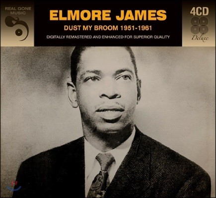 Elmore James (엘모어 제임스) - Dust My Broom 1951-1961