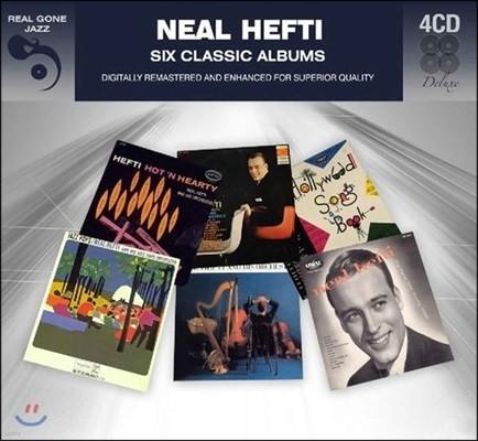 Neal Hefti (닐 헤프티) - Six Classic Albums