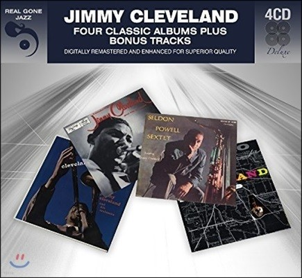 Jimmy Cleveland (지미 클리블랜드) - Four Classic Albums