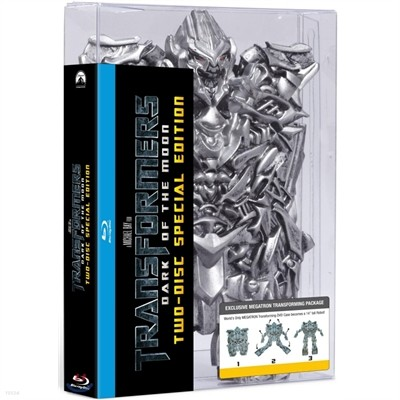 트랜스포머3 BD+DVD Combo : 블루레이
