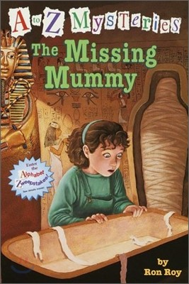 A to Z Mysteries # M : The Missing Mummy