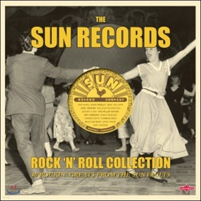 Sun Records (썬 레코드) - Rock `N` Roll Collection [2 LP]