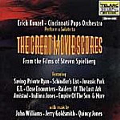 스티븐 스필버그의 그레이트 무비 스코어 (Great Movie Scores From Films Of Steven Spielberg) - Erich Kunzel
