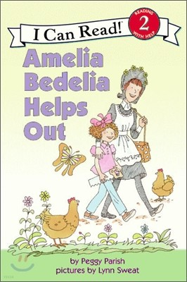 [I Can Read] Level 2 : Amelia Bedelia Helps Out
