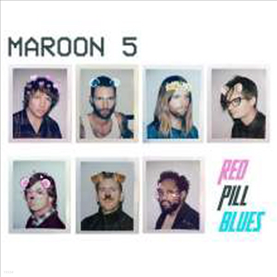 Maroon 5 - Red Pill Blues (Deluxe Edition)(2CD)