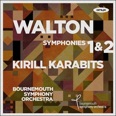 Kirill Karabits 월튼: 교향곡 1번, 2번 (William Walton: Symphonies Nos.1 & 2)