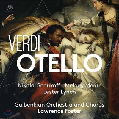 Lawrence Foster 베르디: 오텔로 (Verdi: Otello)