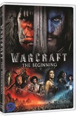 워크래프트: 전쟁의 서막 (1Disc)