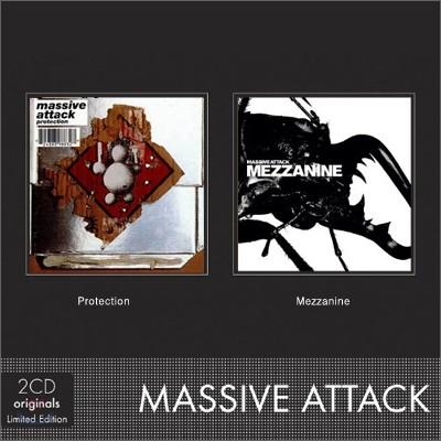 Massive Attack - Protection + Mezzanine