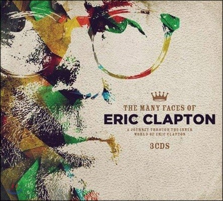 Eric Clapton (에릭 클랩튼) - The Many Faces Of Eric Clapton