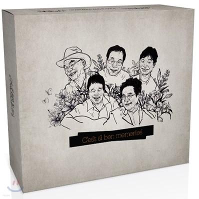 쎄시봉 메모리즈 (C'est Si Bon Memories) : 조영남, 이장희, 김세환, 윤형주, 송창식