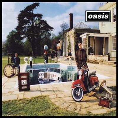 Oasis - Be Here Now (Ltd. Ed)(Remastered)(Vinyl)(2LP)