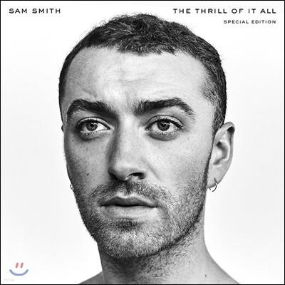 Sam Smith (샘 스미스) - 2집 The Thrill Of It All [화이트 컬러 2LP]
