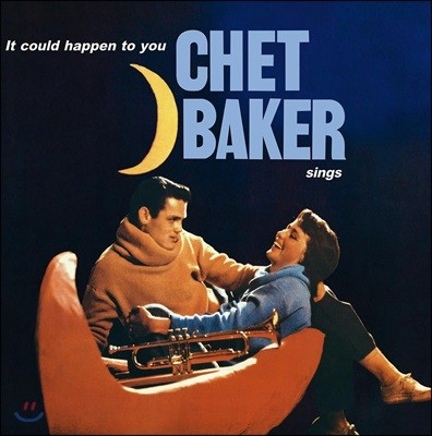 Chet Baker (쳇 베이커) - It Could Happen To You [Deluxe Gatefold Edition LP]