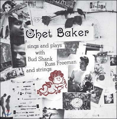 Chet Baker (쳇 베이커) - Sings And Plays [Deluxe Gatefold Edition LP]