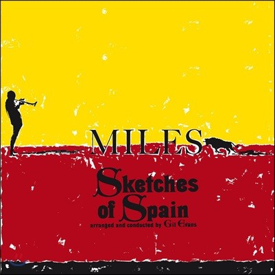 Miles Davis (마일즈 데이비스) - Sketches Of Spain [Deluxe Gatefold Edition LP]