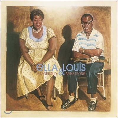 Ella Fitzgerald, Louis Armstrong (엘라 피츠제럴드, 루이 암스트롱) - Ella And Louis [Deluxe Gatefold Edition LP]