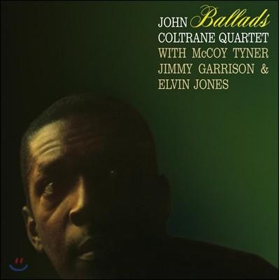 John Coltrane (존 콜트레인) - Ballads [Deluxe Gatefold Edition LP]
