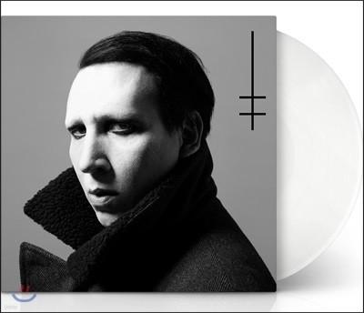 Marilyn Manson (마릴린 맨슨) - Heaven Upside Down [화이트 컬러 LP]