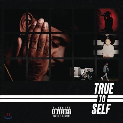 Bryson Tiller (브라이슨 틸러) - True To Self [오렌지 컬러 2LP]