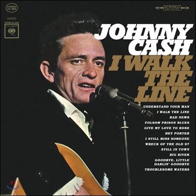 Johnny Cash (쟈니 캐쉬) - I Walk The Line [LP]