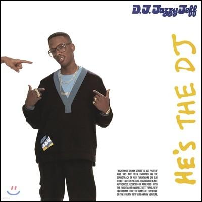 DJ Jazzy Jeff & The Fresh Prince (디제이 재지 제프 & 프레시 프린스) - He's The DJ, I'm The Rapper [2 LP]