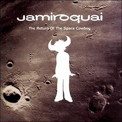 Jamiroquai (자미로콰이) - The Return Of The Space Cowboy [2 LP]