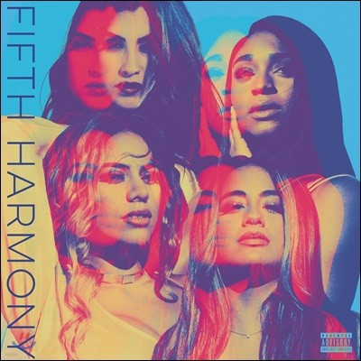 Fifth Harmony - Fifth Harmony 피프스 하모니 [스월 블루 컬러 LP]