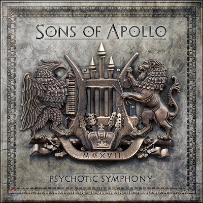 Sons Of Apollo - Psychotic Symphony (Limited Edition)